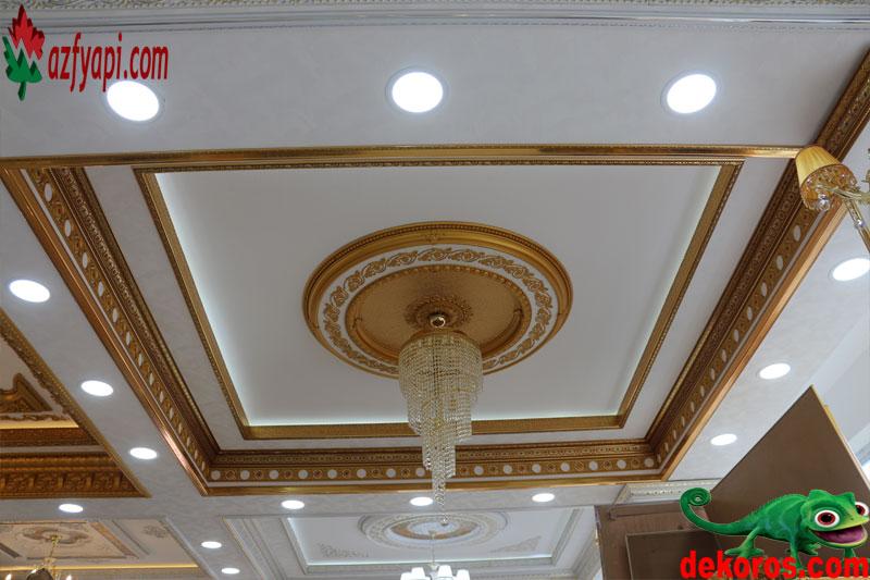 Saray Tavan Süslemeleri