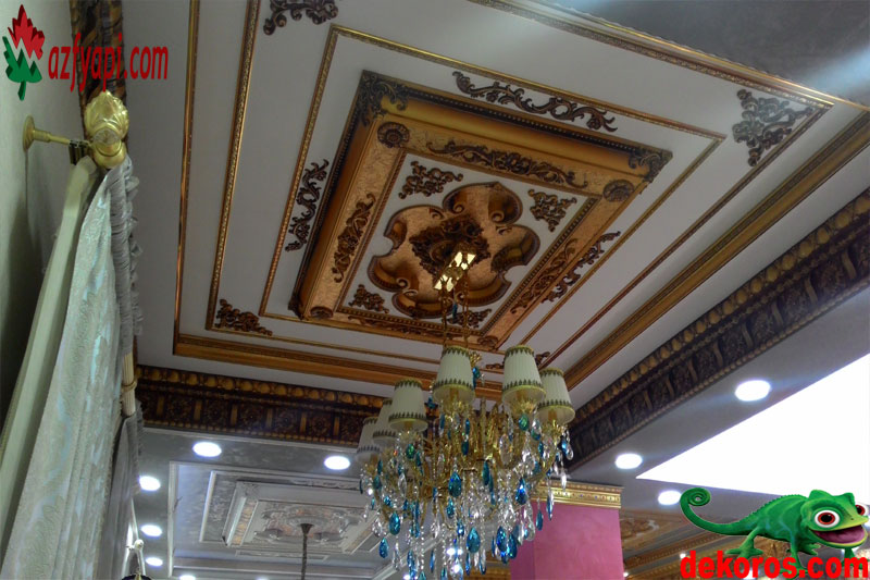 Saray Tavan Kaplama